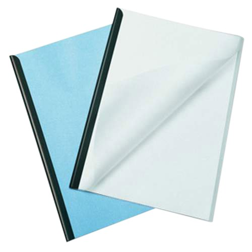 Durable Report Covers Polypropylene A3 Folded To A4 Capacity 100 Sheets Clear Ref 2939/19 Packed 50