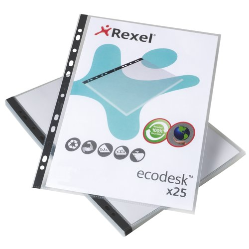 Rexel Eco Pocket A3 Landscape Pack of 30 Ref 2102578