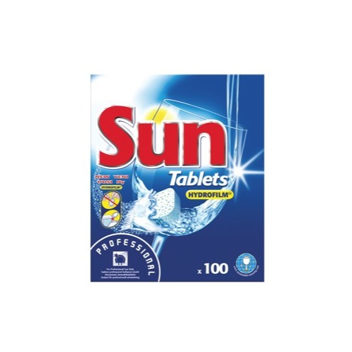 Sun Professional Dishwasher Tablets Pack of 100
