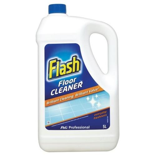 Flash Multi Surface & Floor Cleaner 5 Litre (Pack of 1) Ref 5410076091935
