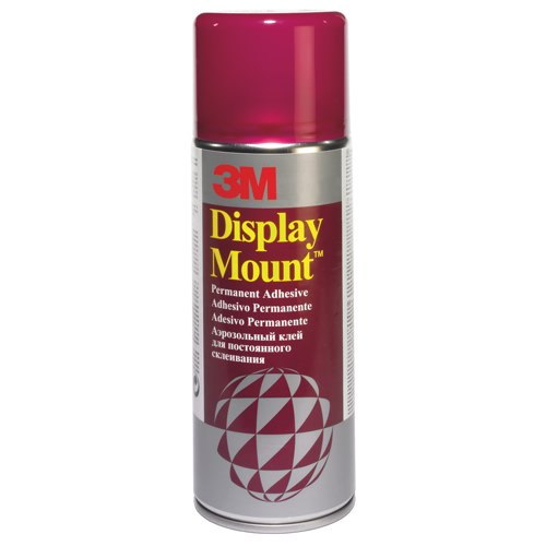 3M DisplayMount 400ml Adhesive Spray