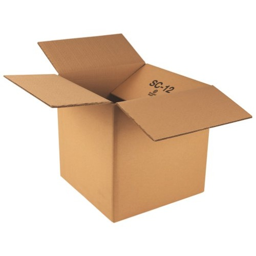 Single Wall Packing Carton Size 1 203x203x203mm Pack 25 Ref 58723