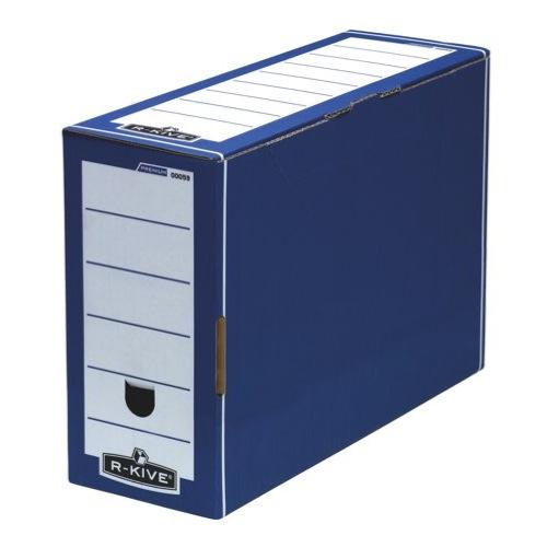 Fellowes R-Kive Premium Transfer Files Blue/White Ref 0005902