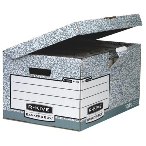 Fellowes R-Kive System Flip Top Storage Box 545x378x287mm Ref 01815