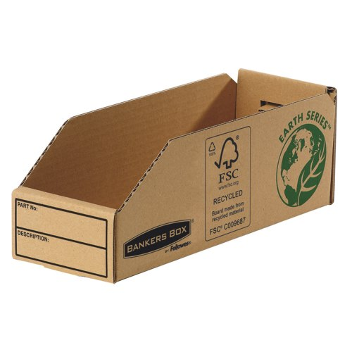 Bankers Box Earth Series Parts Bin 98mm FSC Accredited Ref 7353