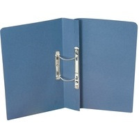 Guildhall Transfer Spring Files Foolscap 38mm Capacity 315gsm Manilla Blue Code 348-BLUZ