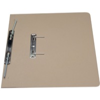 Guildhall Transfer Spring Files Foolscap 38mm Capacity 315gsm Manilla Buff Code 348-BUFZ