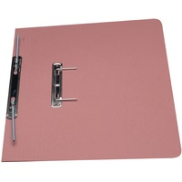 Guildhall Transfer Spring Files Foolscap 38mm Capacity 315gsm Manilla Pink Code 348-PNKZ