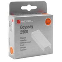 Rexel Odyssey Staple Box of 2500 Ref 2100050
