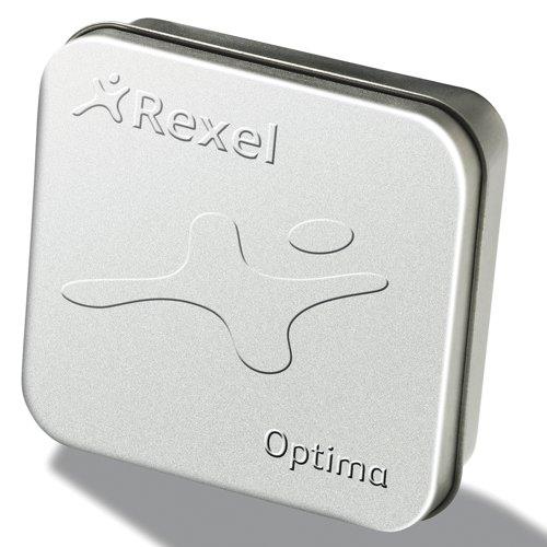 Rexel Optima HD70 Staples Tin 2500 Code 2102497 Each