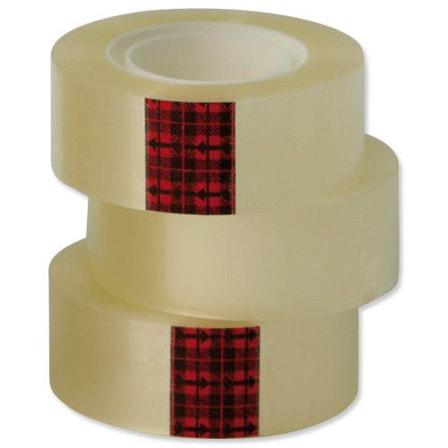 Scotch Easy Tear Clear Tape 24mmx33m Ref ET2433T6