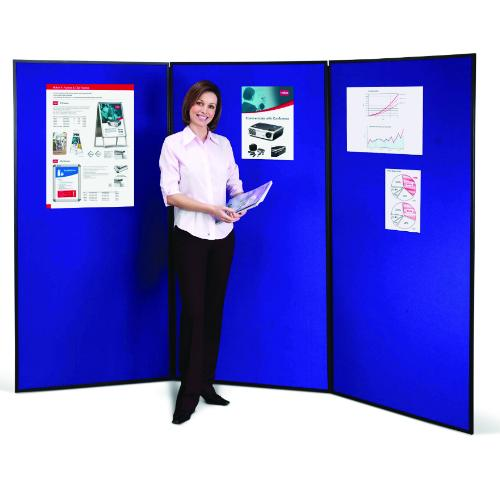 Nobo Showboard Display System Extra 3 Panels Ref 1901710 Each