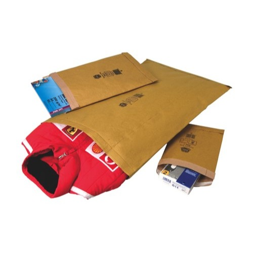 Jiffy Padded Bag Envelopes No.0 135x229mm Brown Box 200 Ref MJIB01003