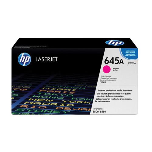 HP Toner Cartridge 645A Magenta Ref C9733A 12K