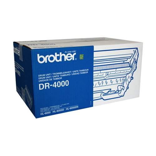 Brother DR4000 Drum Unit Ref DR4000 Each