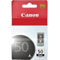 Canon PG-50 High Yield Black Inkjet Cartridge Ref PG-50 Each