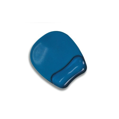 Fellowes Crystal Blue Mousepad & Wrist Rest Ref 91141 Each
