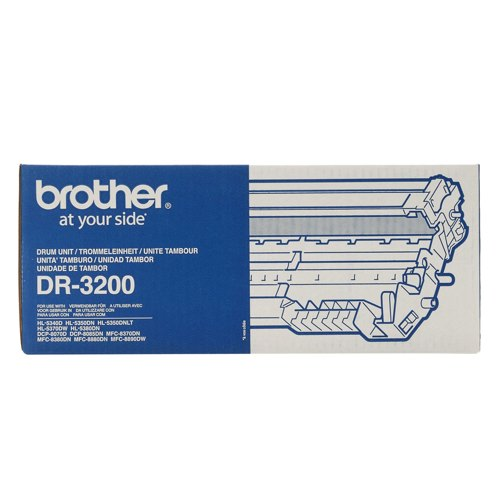 Brother HL-5350DN Laser Drum Unit 25k Ref DR-3200 Each