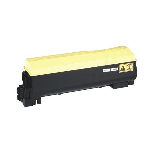 Kyocera Mita Laser Toner Cartridge Yellow Ref TK-560Y Each