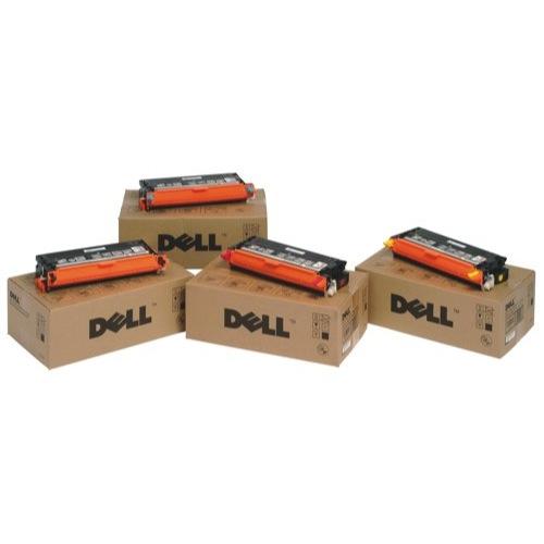 Dell 3110CN Laser Toner Cartridge High Yield Magenta Ref 593-10220