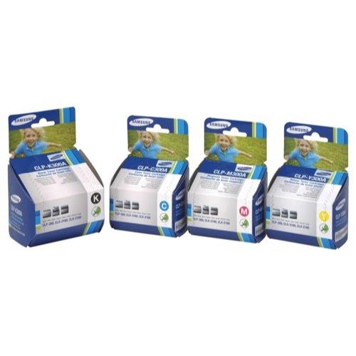 Samsung CLP-610 Laser Toner Cartridge Magenta Code CLPM660B/ELS Each