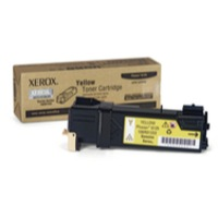Xerox Phaser 6125 Toner Cartridge Yellow Ref 106R01333 Each