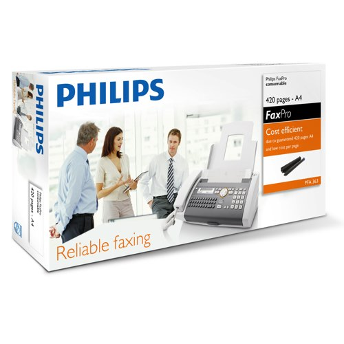 Philips PFA363 Fax Cartridge Black 420 page