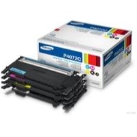 Samsung CLP-320/CLP-325 Rainbow Toner Kit CLT-P4072C/ELS