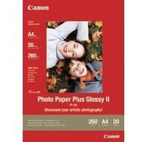 Canon Photo Paper Plus Glossy PP-201 A4 Pk 20 Sheets