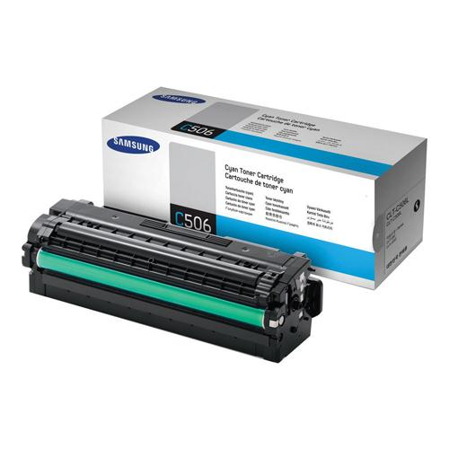 Samsung Toner Cartridge High Yield Cyan CLT-C506L