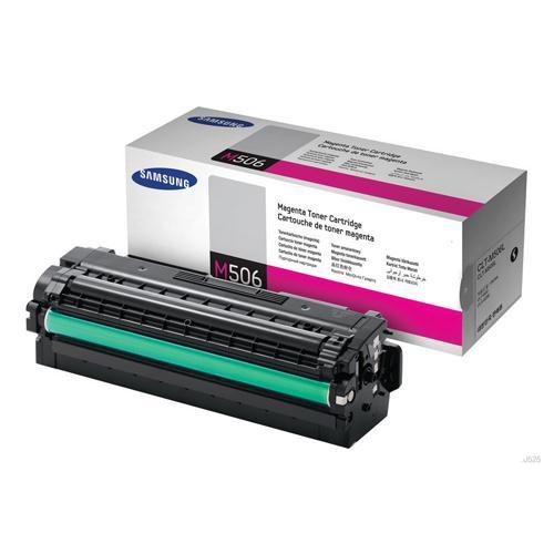 Samsung Toner Cartridge High Yield Magenta CLT-M506L
