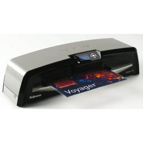 Fellowes Voyager A3 Laminator Graphite Ref 5704201