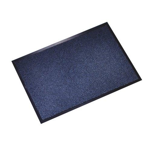 Doortex Dust Control Mats Blue Ref 46090DCBLV