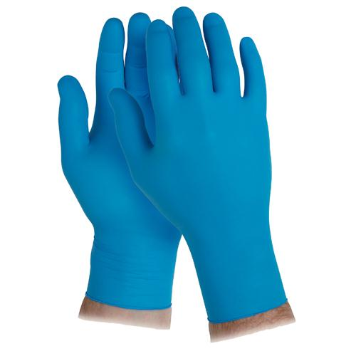 Kleenguard Safety Gloves G10 Arctic Blue Large Pk 200 90098