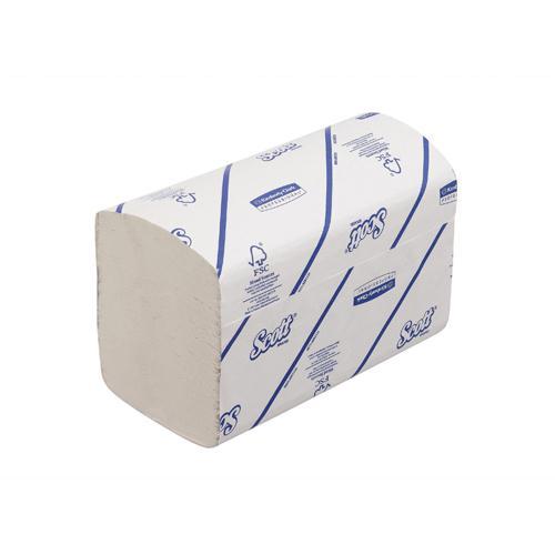 Scott Xtra Hand Towels White