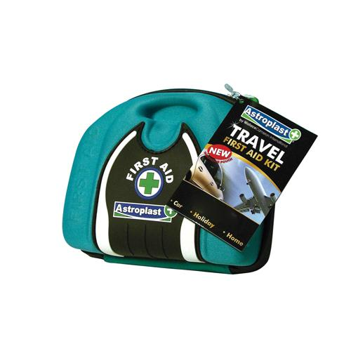 Astroplast Compact Travel Pouch Green