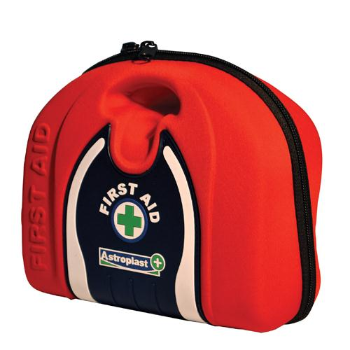 Astroplast Vehicle First Aid Pouch Red