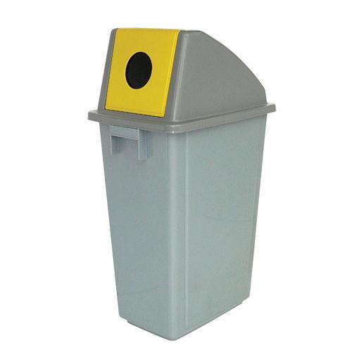 Waste Paper Gathering Bin C 58L 383014
