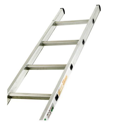 Single Section Aluminium Ladder 2410mm 8 Rung 323138