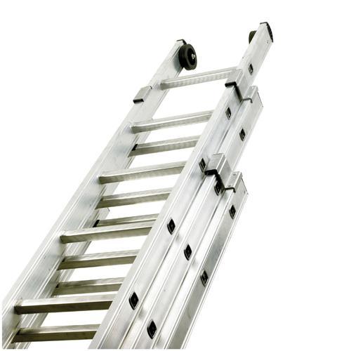 Push Up Aluminium Ladder 3 Section 328667