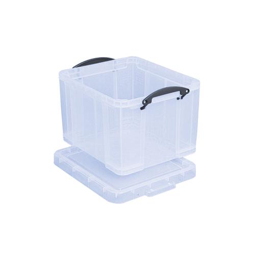 Really Useful 35L Euro Box Clear 480X390X310mm