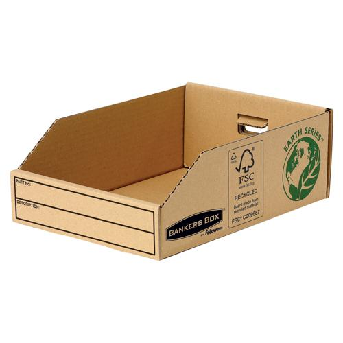 Bankers Box Earth Series Parts Bin 200mm 07355