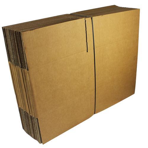 Jiffy Brown Single-Wall Corrugated Dispatch Cartons 330x254x178mm (Pk 25) SC-13