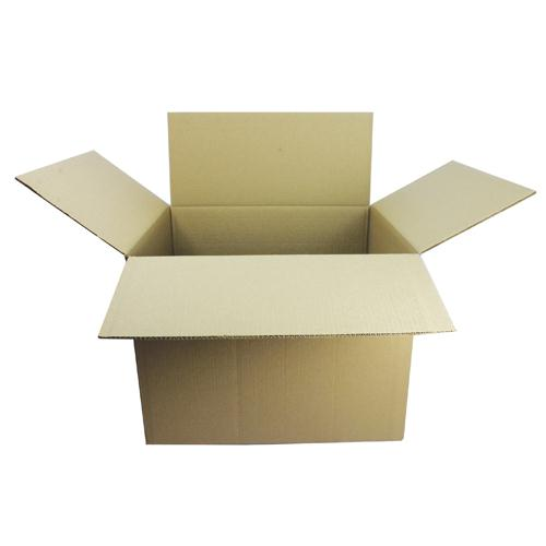Jiffy Brown Double-Wall Corrugated Dispatch Cartons 599x510x410 (Pk 15) SC-19