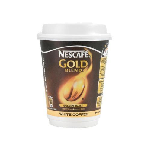 Nescafé and Go Gold Blend White Coffee Pk 8 12033813