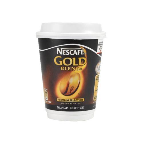Nescafé and Go Gold Blend Black Coffee Pk 8 12033810