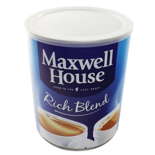 Maxwell House Coffee 750g