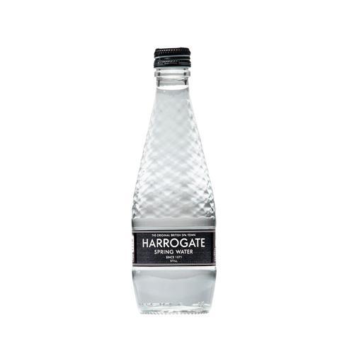 Harrogate Still Spring Water 330ml Pack of 24 Bottles