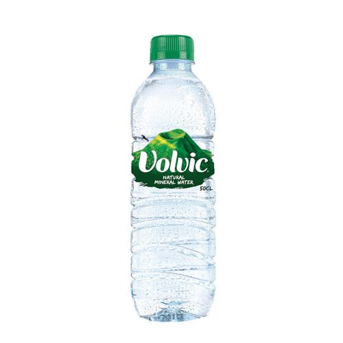 Volvic Water 50cl Pack of 24 Bottles