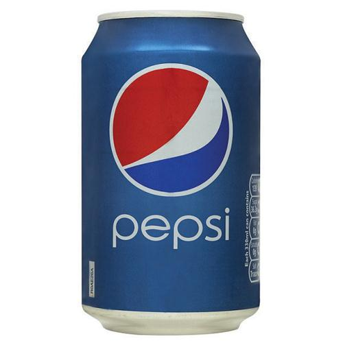 Pepsi 330ml Pack of 24 Cans